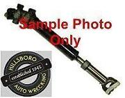 99 Jeep Grand Cherokee Front Drive Shaft