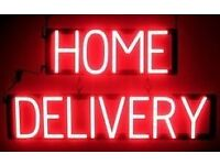 Local Delivery Service Wisbech and Surrounding Area Same Day Service