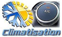RECHARGE AIR CLIMATISER  AUTOMOBILE