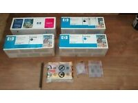 4 x New HP Toner Cartridges for HP 4500~4550 Series