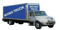 2 PROFESSIONAL MOVERS AND 8X16FT TRUCK ONLY $75/HOUR