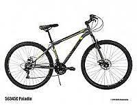 "Wicked Paladin 27.5"" Men's Mountain Bike. Dual Disc's. Like-New!"