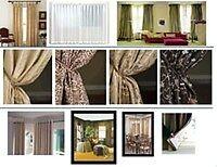 Custom Made & READY - MADE Drapery Toronro, Curtain Rods