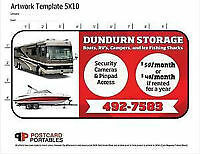 Dundurn Storage Highway 11**Safe and Secure**