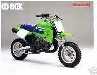 Want to buy a 1988-1990 Kawasaki KD80X