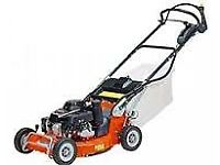 Dormak Honda shaft drive professional lawnmower lawn mower