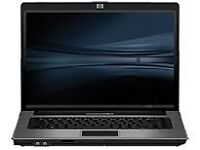 REFURBISHED WIN 7 TOSHIBA LAPTOP HP 550, DUAL CORE OFFICE ANTIVIRUS DVD RW FREE DELIVERY