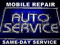 AUTOMOTIVE REPAIRS ** ALL MAKES & MODELS ** SAME-DAY SERVICE