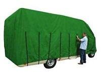 Caravan / motorhome cover