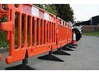 Road Barrier Chapter Heras Avalon Traffic