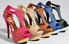 Platform-Wedge-Ankle-T-Strap-Stud-Stones-High-Heel-Stilettos-Cocktail-NEW-Shoes
