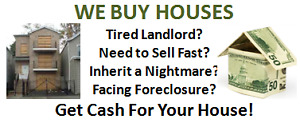 BUYING all Properties fast !!!