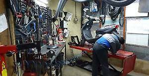 Réparation de scooter-Mécanicien-Mécano 10% de rabais
