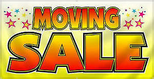 MOVING (IN HOME SALE)