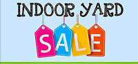 MS Society Indoor Yard Sale Holiday Hours