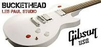 GIBSON LES PAUL BUCKETHEAD SIGNATURE/ WANTED