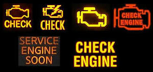 IS YOUR  ENGINE LIGHT ON ?