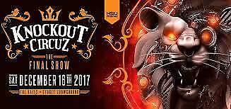 Knockout Circuz 2017 Final release