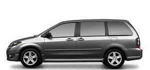 2005/6 Mazda MPV Minivan, Van
