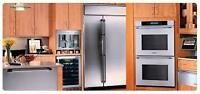 Appliance Repair- Refrigerator, Washer, Dryer, Dishwasher, Stove