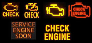Is your Check Engine Light(CEL) or Malfunction Indicator Light(M