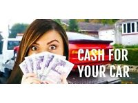 scrap cars or unwanted vehicles*we pay cash on collection* we take cars vans trucks campers call us
