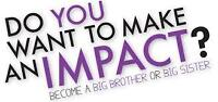 Big Brothers Big Sisters Needs County Volunteers!