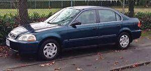 Parting Out 2001 Honda Civic