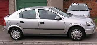 2004 Holden Astra Hatchback Padstow Bankstown Area Preview