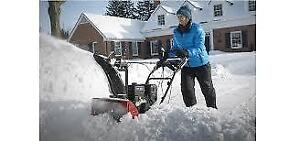 NEW TORO SNOWBLOWERS. SALE PRICING ON NOW.