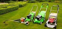 Cheapest lawn cutting in brampton and Missuga