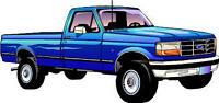1987-1996 Ford F-150 Pickup Truck