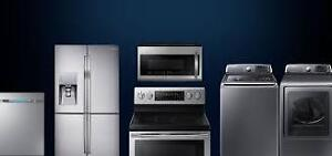 BRAND NEW SCRATCH/DENT &USED APPLIANCES FROM $150>905 275 8887