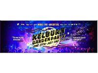 Kelburn Garden Party 2018 early bird ticket