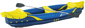 Inflatable 2 man Kayak