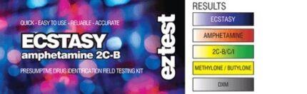 EZTEST ecstasy legal testing kits 10 pack Sydney City Inner Sydney Preview