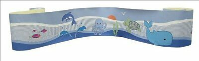 (Wall Border For Under the Sea Baby Bedding Set By Sisi)
