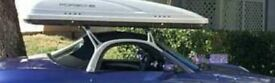 Porsche Boxster S 3.2 (2001 model) RTS (Roof Transport System)
