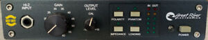 Used Great River ME1 NV PreAmp!