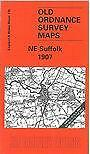 Suffolk Map