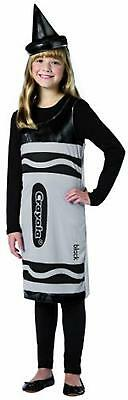 - Rasta Imposta Crayola Tank Dress, Black, Tween 10-12