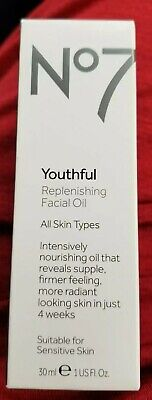 Boots No. 7 Youthful Replenishing Facial Oil