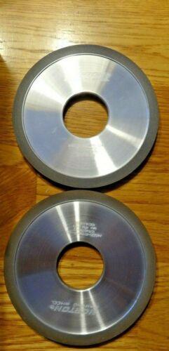 (2) Norton  Diamond  Wheels, 4 In Dia, See pics