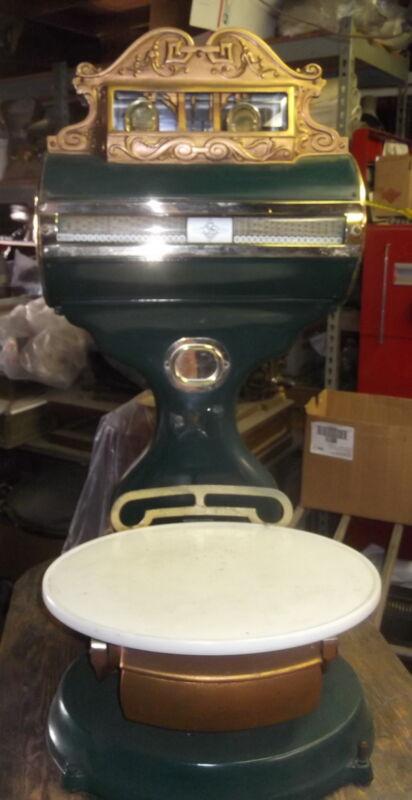Rare Strubler barrel scale unrestored dayton