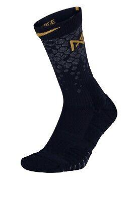 51748b3319d8 Nike ELITE PAUL GEORGE CREW Basketball Socks SX6327-011 Size M 6-8