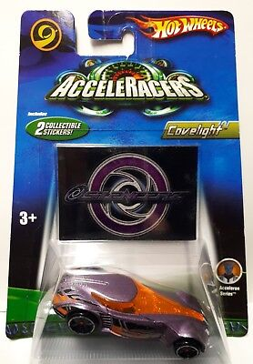 Hot Wheels Acceleracers 2006 2Nd Gen Covelight  Acceleron Series  Free Shipping