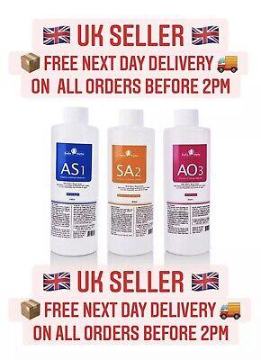 Hydra Machine Aqua Peel Solution AS1 SA2 AO3 Facial Serum FREE NEXT DAY DELIVERY