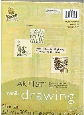 Manila Papier (30 Paks Pacon Manila Drawing Paper of 50 Sheets 9