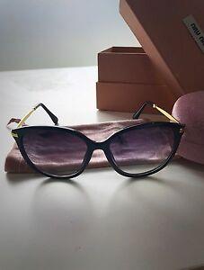 Miu Miu sunglasses BRAND NEW Strathfield Strathfield Area Preview