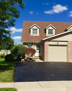 I large room for rent in my Beautiful Hespeler Home in Cambridge